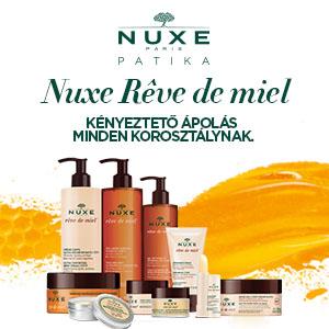 Nuxe bőrápolás